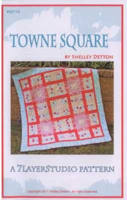 Towne Square   By 7LayerStudio