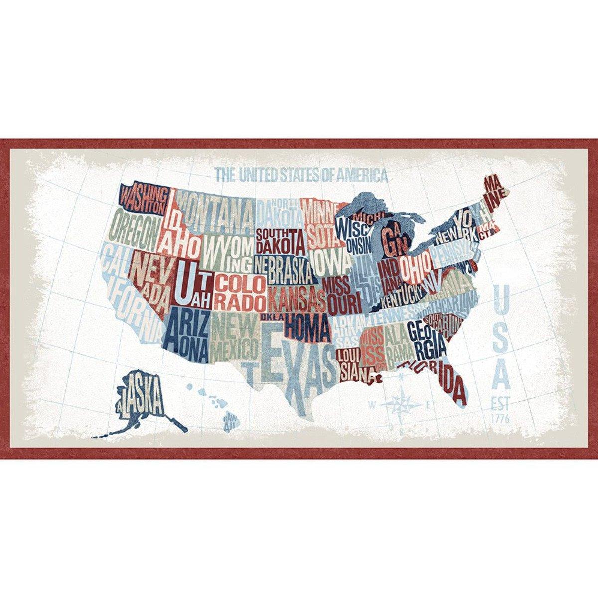 Across the USA