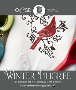 OESD Winter Filigree