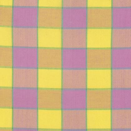Kaffe Artisan Checkerboard Plaid-Pink