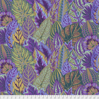 Fall 2017 Kaffe Fassett  Coleus - Lavender (PWPF030.LAVEN)