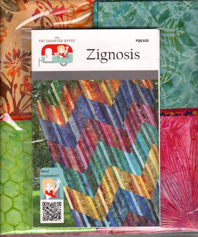 Zignosis Lap Quilt Kit
