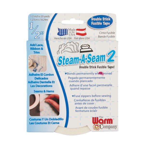 Steam a Seam 2; 1/2 X 20 Yards