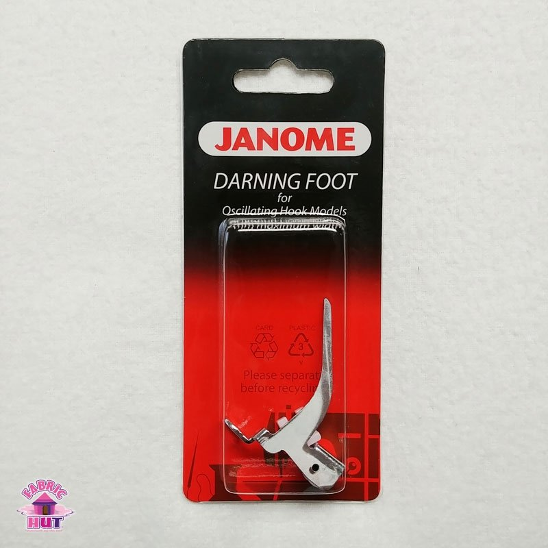 Janome Darning Foot for Oscillating Hook Models