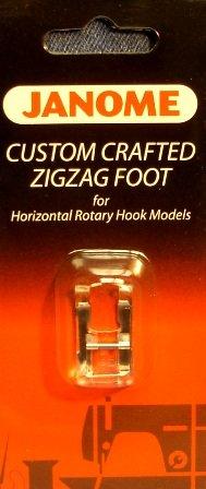 Custom Crafted Zig Zag Ft