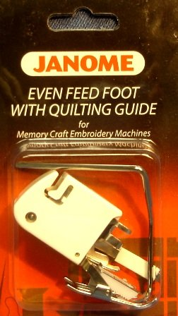 Even Feed Foot w/ Guide