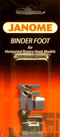 Binder Foot