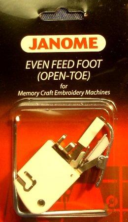Open Toe Even Fd Ft w/ G