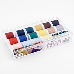 18 SPOOL AEROFIL GIFT BOX
