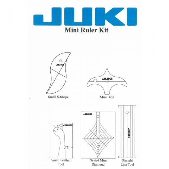 Juki Mini Ruler Kit