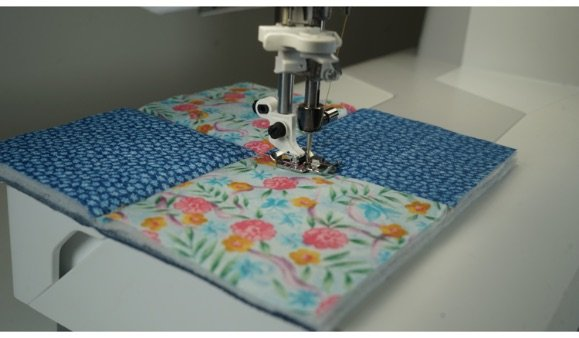 Adjustable Stitch in Ditch Foot