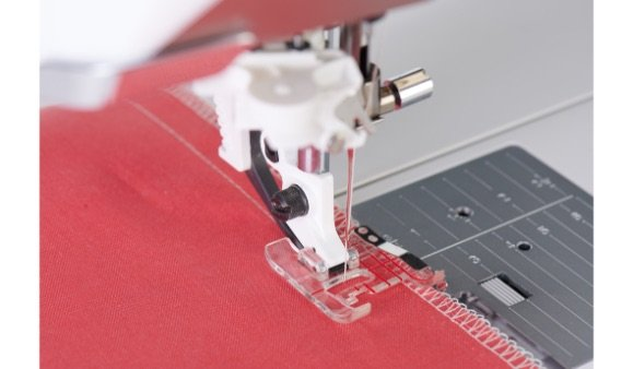 Clear Seam Guide Foot for IDF System
