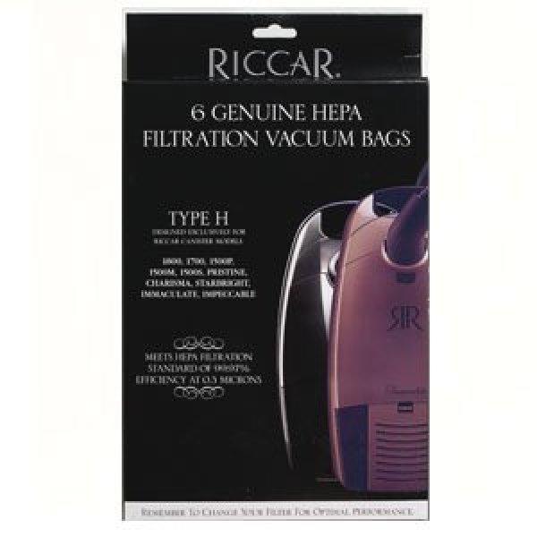 Riccar RHH-6 Bags