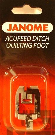 Acufeed Ditch Quilting Ft MC6600P, MC7700QCP