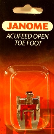Open Toe Foot Acufeed
