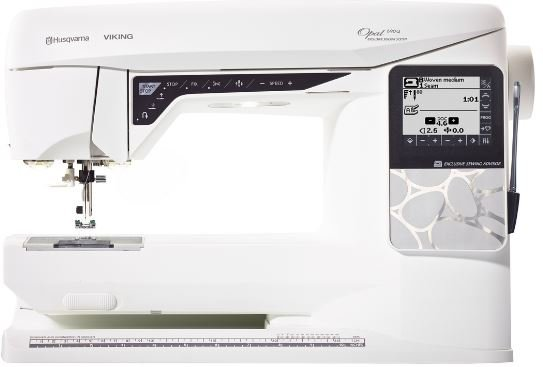 Opal? 690Q Sewing and Quilting Machine