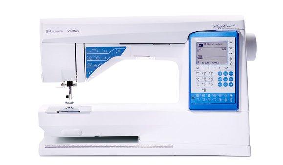 Husqvarna Viking Designer Sapphire 930 Sewing Machine