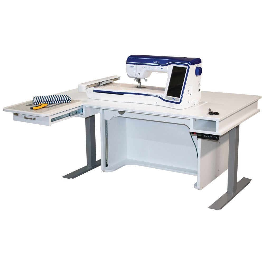 Model 9000 New Heights Adjustable Sewing Table- Horn of America
