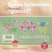 970328 Gunold Cross Stitch 6 (5x7)