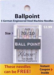 Ballpoint 70/10