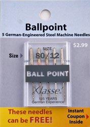 Ballpoint 80/12