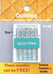Quilting Needles 90/14