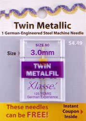 Twin Metallic 3.0