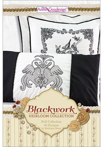Blackwork/New Heirloom Collection/Full Collection/62 Designs
