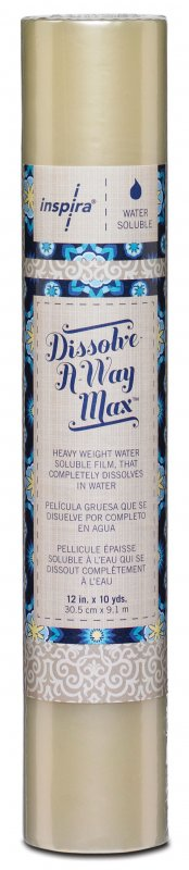 "Dissolve-A-Way Max, 12"" x 10 yards"