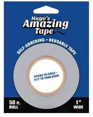 Hugo's Amazing Tape- Self Adhering- Reusable Tape 1