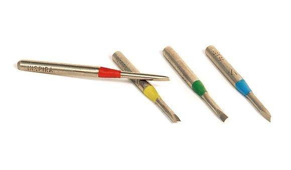 INSPIRA® Embroidery Cutwork Needles