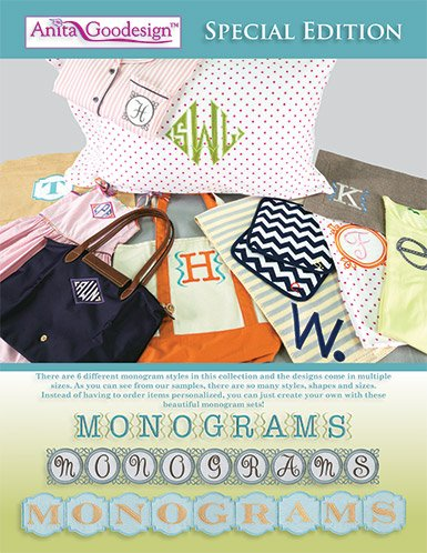 Monograms/Special Edition/573 designs total