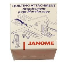 Janome Quilting attatchment Kit