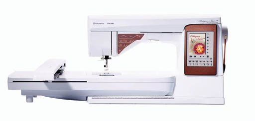 Designer Topaz 50 Sewing and Embroidery Machine