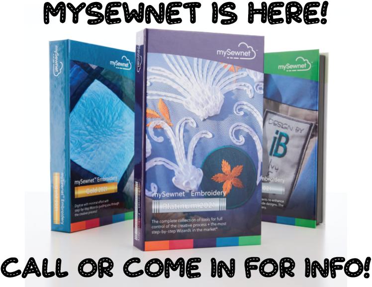 mySewnet Perpetual Software