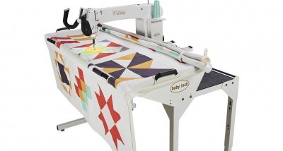 Baby Lock Coronet Long Arm Sewing Machine