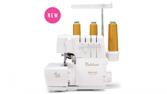 Baby Lock jet air threading serger