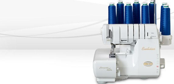 Baby Lock Evolution Serger & Coverstitch machine