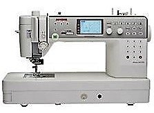 Janome Memory Craft 6700 Quilting & Sewing Machine