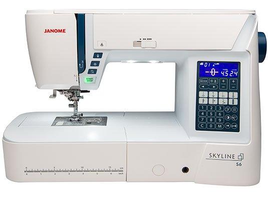 Janome Skyline S6 sewing machine