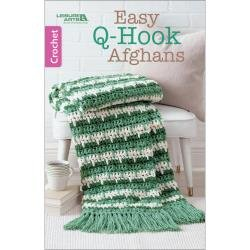 Easy Q-Hook Afghans- Crochet- from Leisure Arts