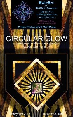 Circular Glow by KwiltArt