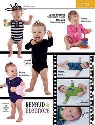 Baby Onesies Pattern