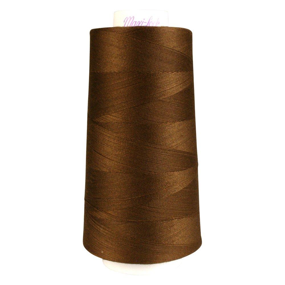 Maxi- Lock Thread #32065 Brown