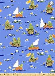 Paul & Sheldon Paddling Quilt Allover Print