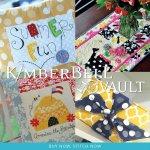 Shop Kimberbell designs through Creekside Fabrics