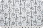 Shannon Fabrics Archer Double Gauze- Graphite
