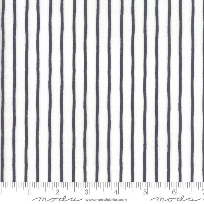 Lollipop Garden #5086 21 Black/White Stripe