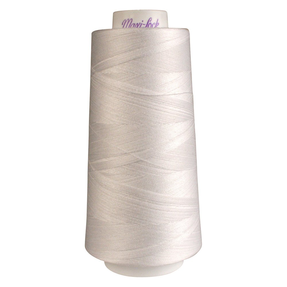 Maxi- Lock Thread #32109 White