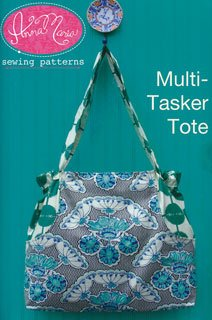 Multi-Tasker Tote by Anna Marie Sewing Patterns